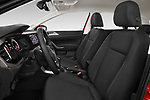 Front seat view of a 2019 Volkswagen Beetle S 5 Door Hatchback front seat car photos