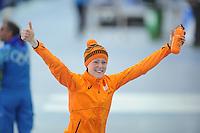 OLYMPICS: SOCHI: Adler Arena, 16-02-2014, Ladies' 1500m, olympisch kampioen Jorien ter Mors (NED), ©photo Martin de Jong