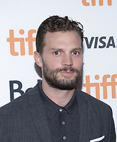 """TORONTO, ONTARIO - SEPTEMBER 08: Jamie Dornan attends """"Endings, Beginnings"""" premiere during the 2019 Toronto International Film Festival at Ryerson Theatre on September 08, 2019 in Toronto, Canada. <br /> CAP/MPI/IS/PICJER<br /> ©PICJER/IS/MPI/Capital Pictures"""