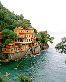 ITALY, Europe, luxury home by the Mediterranean Sea, Portofino