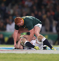 Steven Kitshoff of South Africa during the 2018 Castle Lager Incoming Series 2nd Test match between South Africa and England at the Toyota Stadium.Bloemfontein,South Africa. 16,06,2018 Photo by Steve Haag / stevehaagsports.com