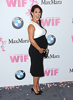13 June 2017 - Beverly Hills, California - Angelique Cabral. Women In Film 2017 Crystal + Lucy Awards Presented By Max Mara And BMW held at the Beverly Hilton Hotel in Beverly Hills. Photo Credit: Birdie Thompson/AdMedia