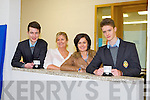 PRESIDENT'S AWARD: Students of CBS the Green, Tralee Sam Nealon and Jack O'Donnell who won the Sliver Gaisce President Award at the Bru Boru centre, Cashel on Thursday l-r: Sam Nealon, Anne O'Callaghan (principal), Jack O'Donnell and Helen Hayes.
