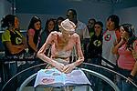 Exposição CORPO HUMANO. São Paulo. 2007. Foto de Juca Martins.