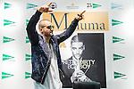 Colombian singer Juan Luis Londono, know as Maluma signing records in Madrid. September 08, 2016. (ALTERPHOTOS/Rodrigo Jimenez)