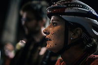 Marianne Vos (NED/WM3 Energie) post-race<br /> <br /> Women's Race<br /> Superprestige Diegem / Belgium 2017