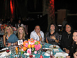 **EXCLUSIVE**.Marla Maples, Tiffany Trump and Gene Simmons..The Rally for Kids with Cancer Scavenger Cup - Winners Gala..Private Mansion, Beverly Park..Beverly Hills, CA, USA.Saturday, May 02, 2009. .Photo By Celebrityvibe.com.To license this image please call (212) 410 5354; or Email: celebrityvibe@gmail.com ;.website: www.celebrityvibe.com