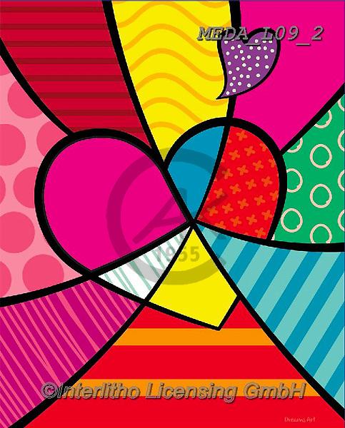 Dreams, VALENTINE, VALENTIN, paintings+++++,MEDAL09/2,#V#, EVERYDAY