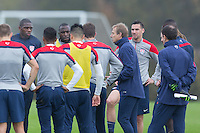 USMNT Travel & Training, Sunday, November 16, 2014