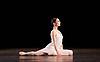 English National Ballet <br /> at Sadler's Wells, London, Great Britain <br /> rehearsal<br /> 22nd March 2017 <br /> <br /> <br /> <br /> Adagio Hammerklavier <br /> by Hans van Manen <br /> <br /> <br /> Tamara Rojo <br /> <br /> Photograph by Elliott Franks <br /> Image licensed to Elliott Franks Photography Services