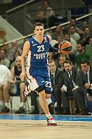 Anadolu Efes´s Matt Janning during 2014-15 Euroleague Basketball match between Real Madrid and Anadolu Efes at Palacio de los Deportes stadium in Madrid, Spain. December 18, 2014. (ALTERPHOTOS/Luis Fernandez) /NortePhoto /NortePhoto.com