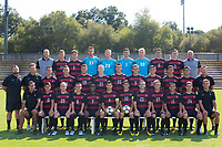 Stanford Soccer M Portraits and Team Photo, August 8, 2017