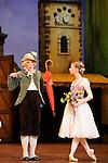 LA FILLE MAL GARDEE....Choregraphie : ASHTON Frederick..Compositeur : HEROLD Louis joseph Ferdinand..Compagnie : Ballet de l Opera National de Paris..Orchestre : Orchestre de l Opera National de Paris..Decor : LANCASTER Osbert..Lumiere : THOMSON George..Costumes : LANCASTER Osbert..Avec :..OULD BRAHAM Myriam..VALASTRO Simon..Lieu : Opera Garnier..Ville : Paris..Le : 26 06 2009..© Laurent PAILLIER / www.photosdedanse.com..All rights reserved