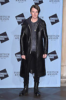 LONDON, UK. November 16, 2016: Gareth Pugh at the launch of the Skate 2016 at Somerset House Ice Rink, London.<br /> Picture: Steve Vas/Featureflash/SilverHub 0208 004 5359/ 07711 972644 Editors@silverhubmedia.com