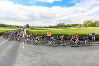 Tour De Yorkshire passes through Wentworth, Rotherham on the way to Swinton this Afternoon<br /> <br /> Alex Roebuck / www.alexroebuck.co.uk Tour De Yorkshire passes through Wentworth, Rotherham on the way to Swinton this Afternoon<br />