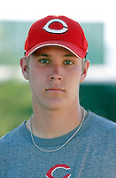 Daniel Tuttle - Cincinnati Reds, 2009 Instructional League.Photo by:  Bill Mitchell/Four Seam Images..