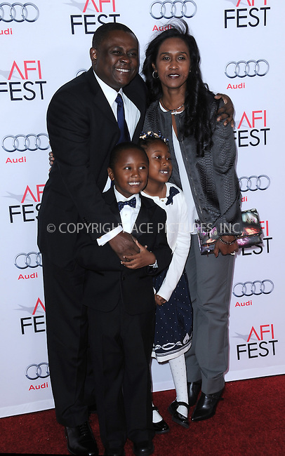 WWW.ACEPIXS.COM<br /> <br /> November 10 2015, LA<br /> <br /> Dr. Bennet Omalu attends the AFI FEST 2015 Gala Premiere of 'Concussion' at the TCL Chinese Theatre on November 10, 2015 in Hollywood, California.<br /> <br /> By Line: Peter West/ACE Pictures<br /> <br /> <br /> ACE Pictures, Inc.<br /> tel: 646 769 0430<br /> Email: info@acepixs.com<br /> www.acepixs.comC