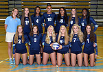 8-20-16, Skyline High School varsity volleyball team