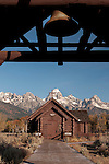 The Chapel of the Transfiguration, Grand Teton National Park, Wyoming