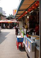 General views of Tai O Fishing Village, Lantau Island, Hong Kong on 6.4.19.