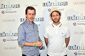 Jul 02, 2010: CHASE & STATUS - Photocall at Wireless Festival Day 1