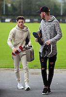Pictured L-R: Daniel James Monday 04 July 2016<br /> Re: Swansea City FC players at the Landore training ground, return for this season's preparation.