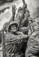 Iwo Jima Memorial - Marine Corp Memorial Washington DC