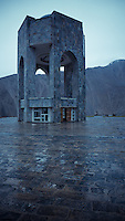 The Mausoleum of Ahmad Shah Massoud has become a pilgrimage centre for the visitors. Massoud, a brilliant military strategist, foiled nine Russian attempts to conquer Panjshir Valley. He continued his struggle against the fanatic Taliban until he was assassinated in a terrorist attack in 2001.