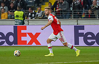 Shkodran Mustafi (Arsenal London) - 19.09.2019:  Eintracht Frankfurt vs. Arsenal London, UEFA Europa League, Gruppenphase, Commerzbank Arena<br /> DISCLAIMER: DFL regulations prohibit any use of photographs as image sequences and/or quasi-video.