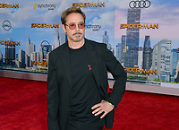 Robert Downey Jr. at the world premiere for &quot;Spider-Man: Homecoming&quot; at the TCL Chinese Theatre, Los Angeles, USA 28 June  2017<br /> Picture: Paul Smith/Featureflash/SilverHub 0208 004 5359 sales@silverhubmedia.com