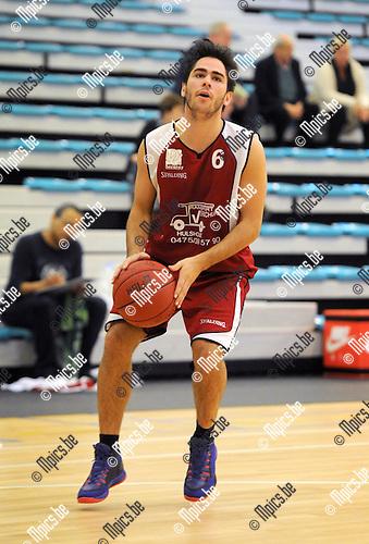 2014-10-26 / Basketbal / seizoen 2014-2015 / Zuiderkempen / Diede Peeter<br /><br />Foto: mpics.be
