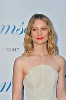 """Mia Wasikowska at the premiere for """"Damsel"""" at the Arclight Hollywood, Los Angeles, USA 13 June 2018<br /> Picture: Paul Smith/Featureflash/SilverHub 0208 004 5359 sales@silverhubmedia.com"""