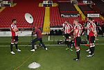 Players posing for photographs during the 2016/17 season photo call at Bramall Lane Stadium, Sheffield. Picture date: September 8th, 2016. Pic Simon Bellis/Sportimage