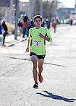 Liam Wall of Manasquan wins first annual Manasquan Turkey Run on Sat., Nov. 22, 2014. (Andrew Mills Digital Media)