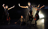 Orpheus<br /> choreography by Will Tuckett<br /> <br /> Ballet Black <br /> Artistic director Cassa Pancho<br /> <br /> Damien Johnson (as Orpheus)<br /> <br /> Photograph by Elliott Franks