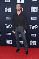 """LOS ANGELES - SEP 23:  Austin Amelio at the """"The Walking Dead"""" Season 10 Premiere Event at the TCL Chinese Theater on September 23, 2019 in Los Angeles, CA"""