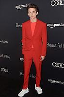 OCT 08 'Beautiful Boy' LA Film Premiere