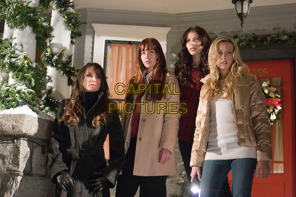 KRISTEN CLOKE, MARY ELIZABETH WINSTEAD, MICHELLE TRACHTENBERG & KATIE CASSIDY.in Black Christmas .**Editorial Use Only**.CAP/FB.Supplied by Capital Pictures