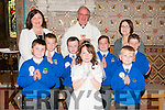 Killocrim  NS pupils who received their 1st Communion's from Canon Declan O'Connor in St Mary's Church, Listowel on Saturday morning last.