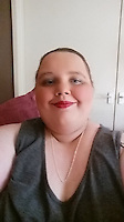 Pictured: Georgia Davis.<br />