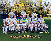 170227 Bentley Baseball Team Photo Selections