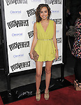 Savannah Jayde. at the Universal Pictures L.A. Premiere of Pitch Perfect held at The Arclight Theatre in Hollywood, California on September 24,2012                                                                               © 2012 Hollywood Press Agency