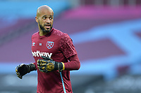 Darren Randolph during West Ham United vs Charlton Athletic, Caraboa Cup Football at The London Stadium on 15th September 2020