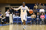 17 November 2013: Duke's Alexis Jones. The Duke University Blue Devils played the University of Alabama Crimson Tide at Cameron Indoor Stadium in Durham, North Carolina in a 2013-14 NCAA Division I Women's Basketball game. Duke won the game 92-57.