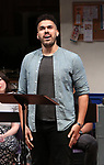 "Joel Perez ""Borders"" during the 2018 Presentation of New Works by the DGF Fellows on October 15, 2018 at the Playwrights Horizons Theatre in New York City."