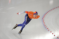 SPEEDSKATING: BERLIN: Sportforum Berlin, 27-01-2017, ISU World Cup, Marcel Bosker (NED), ©photo Martin de Jong