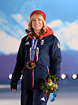 09/02/2014 - Medal Ceremonies - Olympic Plaza - Sochi - Russia