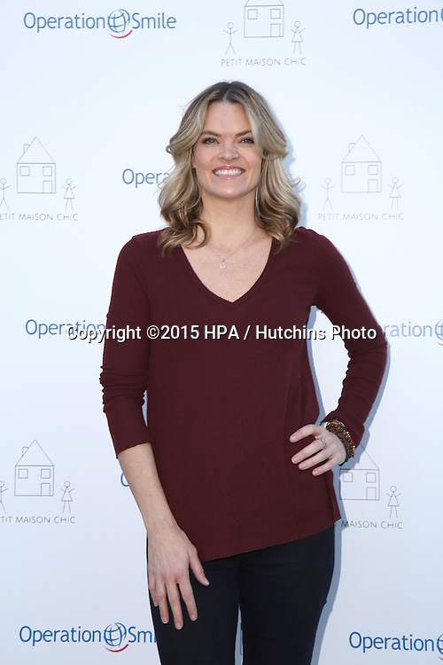 LOS ANGELES - NOV 21:  Missi Pyle at the Petit Maison Chic and Operation Smile Fashion Show at the Private Location on November 21, 2015 in Beverly Hills, CA