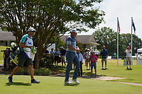 Sergio Garcia (ESP) makes his way down 1 during round 2 of the WGC FedEx St. Jude Invitational, TPC Southwind, Memphis, Tennessee, USA. 7/26/2019.<br /> Picture Ken Murray / Golffile.ie<br /> <br /> All photo usage must carry mandatory copyright credit (© Golffile | Ken Murray)
