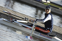 Seville. SPAIN, 16.02.2007. NED LW1X, Marit VAN EUPEN trains at the Seville Training Centre in preparation for the weekends - FISA Team Cup, [Photo Peter Spurrier/Intersprt Images]    [Mandatory Credit, Peter Spurier/ Intersport Images]. , Rowing Course: Rio Guadalquiver Rowing Course, Seville, SPAIN,